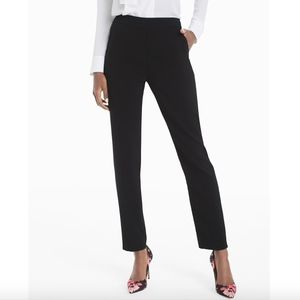 White House Black Market Crepe Relaxed Ankle Pants